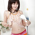 Petite asian sex kitten alicia gets all wet - image 2