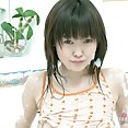 Teen flat chested Chinese girl gets soapy - image 2