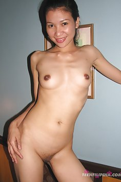 Naked pics of the cute Filipina girl next door