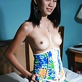 Skinny and fit nude Filipina teen - image 2